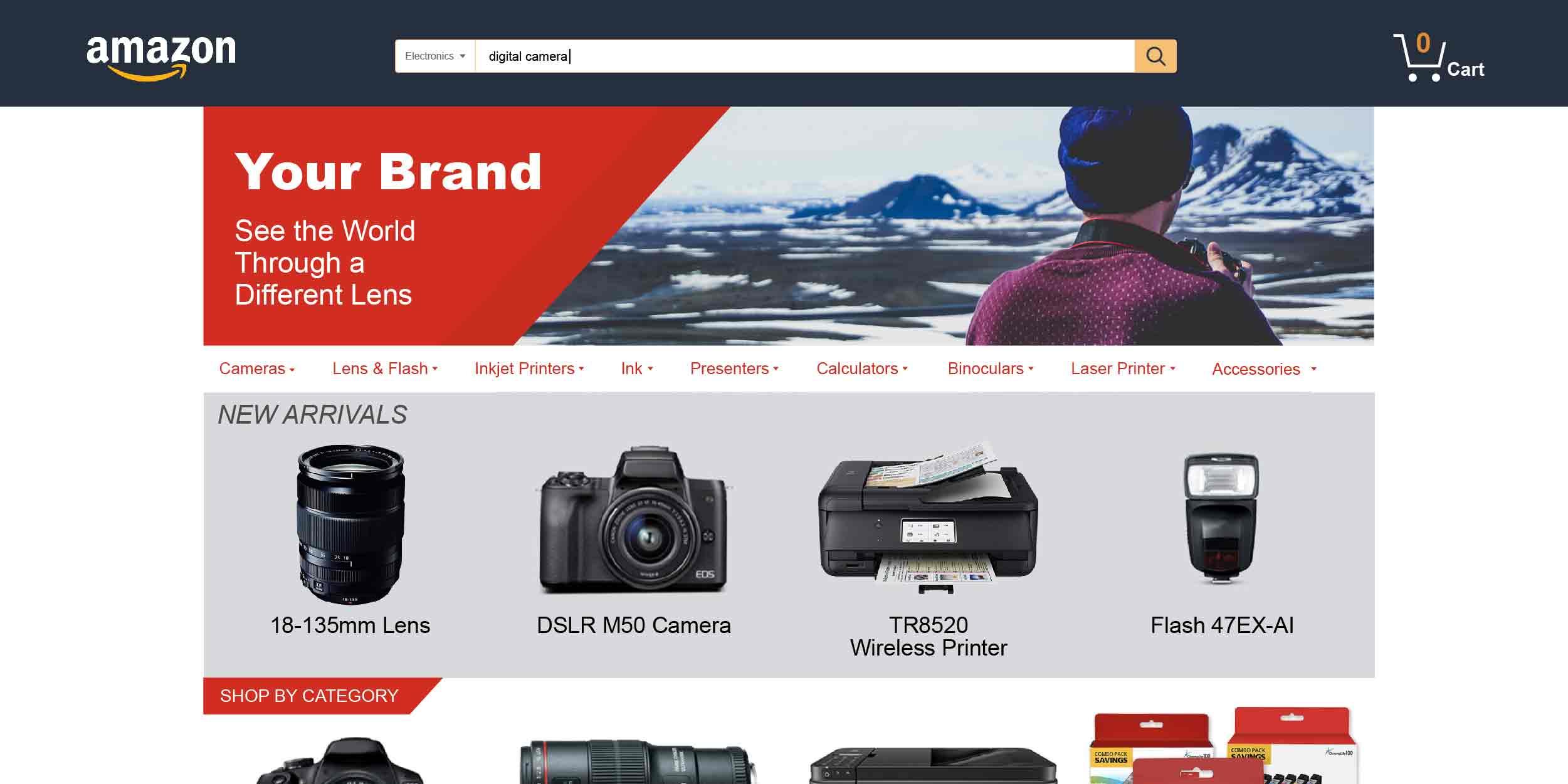 Feedvisor Amazon Storefront Service